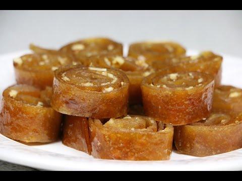 Яблочная пастила с медом и орехами ♦ Обзор сушилки Rommelsbacher
