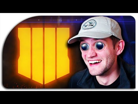 BLACK OPS 4 TRAILER REACTION! Reaction to