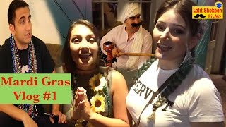 When i went to Mardi Gras, New Orleans - | Lalit Shokeen Vlog #1 |