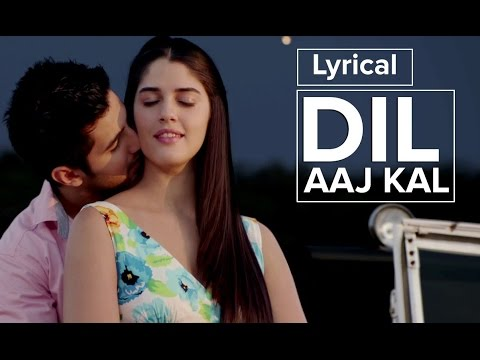 Dil Aaj Kal | Full Song with Lyrics | Purani Jeans