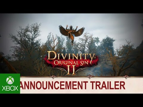 Divinity: Original Sin 2 – Announcement Trailer