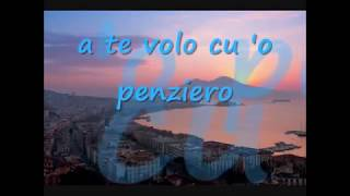 Andrea Bocelli 'O surdato 'nnammurato - Testo