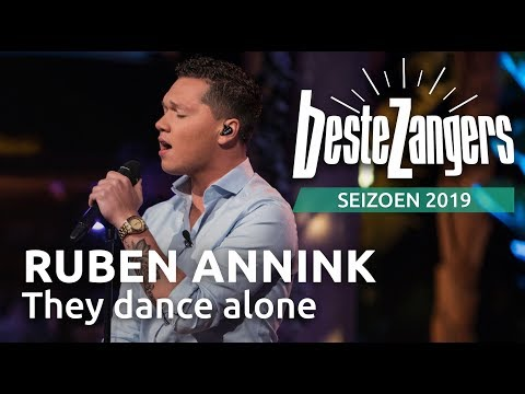 Ruben Annink - They dance alone | Beste Zangers 2019