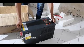 Download Video Strong Inverter 5000W Souer Pure Sine Wave MP3 3GP MP4