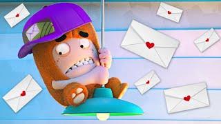 Oddbods | Delivery Boy | Funny Cartoon for Kids by Oddbods & Friends
