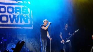 3 Doors Down - Let Me Be Myself - 4K LIVE in Vienna