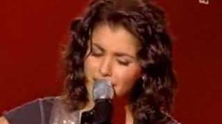 Katie Melua singt blowing in the wind (von Bob Dylan)