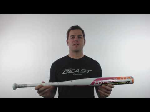 2017 Easton Hyperlite Fastpitch Softball Bat: FP17HL12