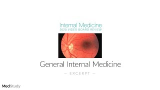 internal medicine board review lectures - TH-Clip