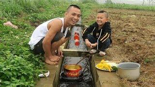 Lẩu Âm Dương - Phải Ăn Chay Vì Bắt Trượt Cá Ngược Dòng