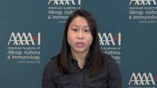Christina Kwong, MD tells why she became an allergist/immunologist.