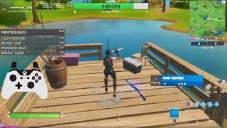 visit shipwreck cove, yacht and flapper pond all locations guide fortnite challenges