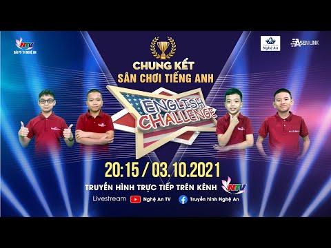 Chung kết Sân chơi Tiếng Anh mùa 4 - English Challenge 2021