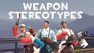 [TF2] Weapon Stereotypes! Episode 8: The Medic