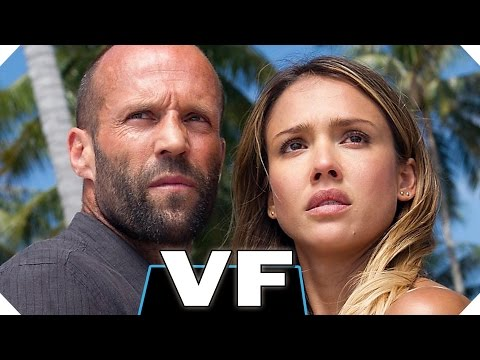 MECHANIC 2 : RESURRECTION Bande Annonce VF + VOST (Jason Statham, Jessica Alba - Action, 2016)