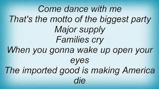 Armored Saint - Tribal Dance Lyrics