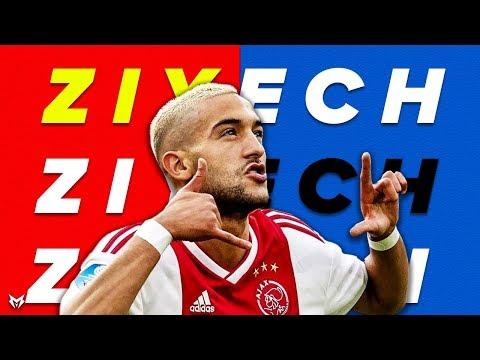 Hakim Ziyech   UNDERRATED   Skills & Goals 2019