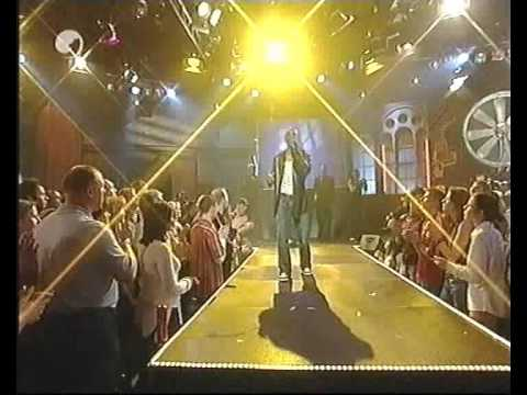 "Fabrice ""Fab"" Morvan - Milli Vanilli 100% live 2005 Blame It On The Rain (very rare)"