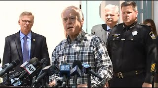RAW: Brother Of Golden State Killer Victim Talks About Closure After Arrest