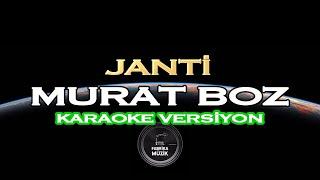 Murat Boz - Janti Karaoke