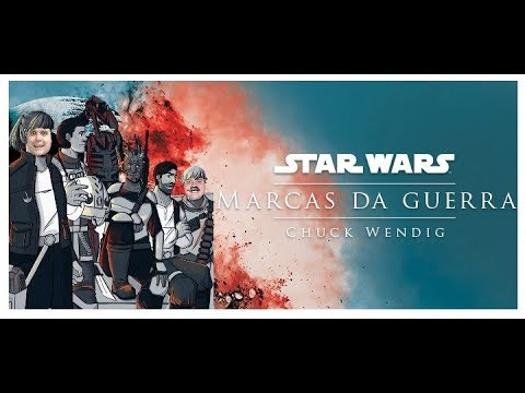 Resenha do Rei Grifo: Star Wars - Marcas da Guerra