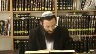 89 הלכות שבת או''ח סימן שלא סע' א-ו הרב אריאל אלקובי שליט''א