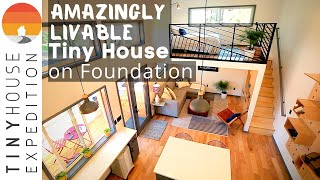 Most Ideal Tiny House Size?! Permanent Pocket Neighborhood