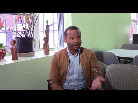 """BELIZE: Youth Advisory Member Stephen Diaz- """"Young persons are in a vulnerable position"""""""