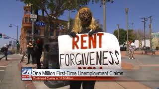 One Million First-Time Unemployment Claims