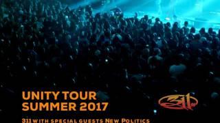 311 - Unity Tour, Summer 2017
