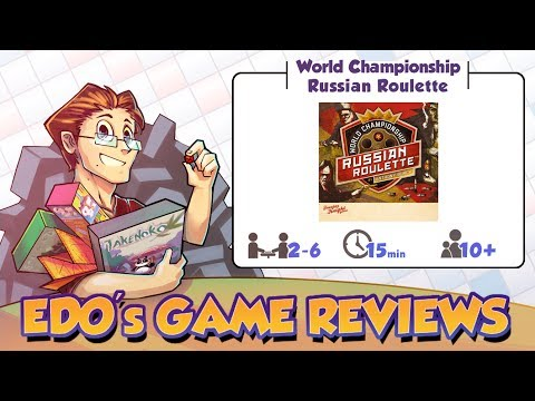 Edo's World Championship Russian Roulette Review