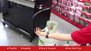 How To Be Safe With Gas Bottles - DIY at Bunnings