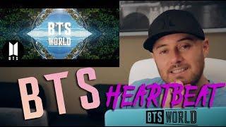Filmmaker Reacts To   BTS (방탄소년단) 'Heartbeat (BTS WORLD OST)' MV