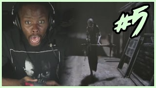 GETTING CHASED BY A GIANT HE-SHE HOE!  - Outlast 2 Gameplay Walkthrough Part 5