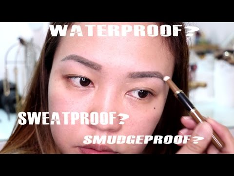Smudgeproof Kilay?! K-Palette Lasting 3 Way Eyebrow Pencil First Impression Review