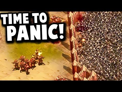 My Crazy Plan Failed, TIME TO PANIC! | They Are Billions Campaign Ep 4