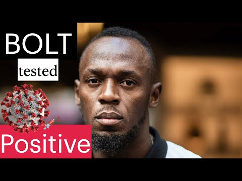 Usain Bolt Positive !!!! | These Jamaican Stars have contact Tracing for C0V!d 19 | Jamaican Things