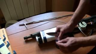 Поплавок на ружье для фонаря 12 калибр