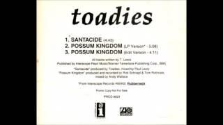 Toadies - Santacide