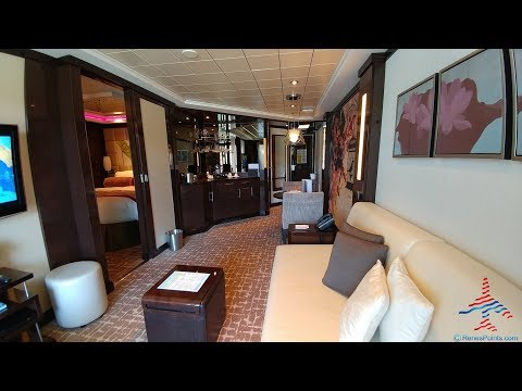 Norwegian Epic 2 Bedrom Haven Suite 16011 Review RenesPoints blog
