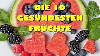 Die 10 gesündesten Früchte, die Du täglich essen solltest