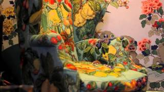 Kaffe Fassett: Colour And His Home
