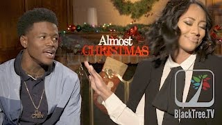 DC Young Fly and Keri Hilson Almost Christmas Interview