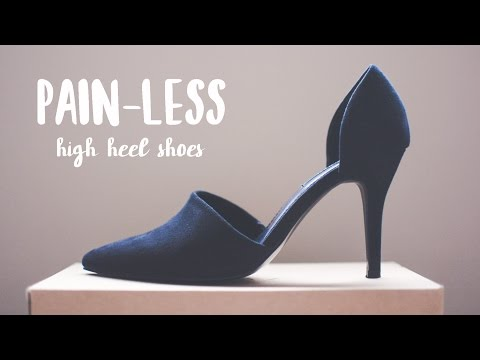 Comfortable High heels & Insoles Talk