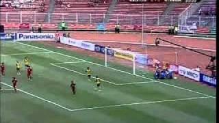 Sea Games 2011 - Malaysia Vs Myanmar 1-0