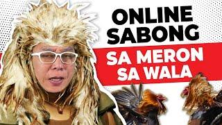 Online Sabong: sa Meron, sa Wala! (Sugal na Delikado ba ito?)
