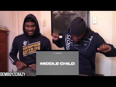J. Cole - Middle Child (Official Audio) Reaction