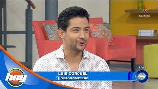 ¿Luis Coronel Fue Novio De Chiquis Rivera? | Hoy