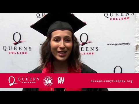 Queens College Giving Tuesday 2017