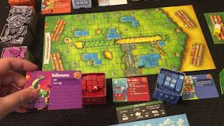 Board Game Reviews Ep #127: CUBITOS